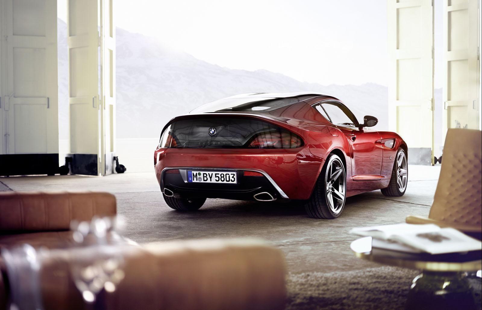BMW Zagato Coupé Concept (2012) | AUTO | Pinterest | BMW and Bmw concept