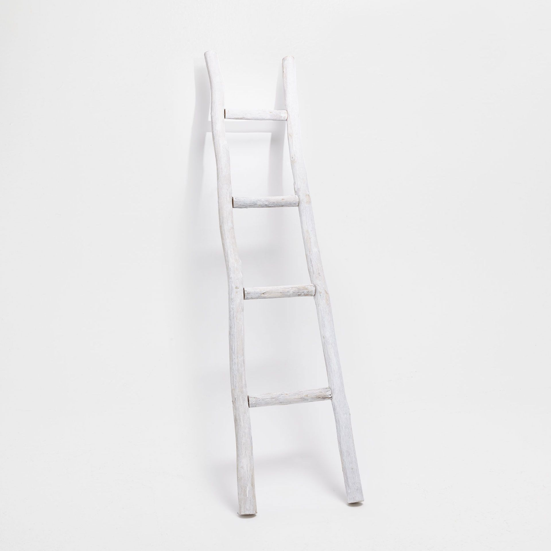 Clothes Rails & Coat Stands Deco Ladder Lexy 118cm Grey Handtuchleiter Deco Ladder Scarf Holders Dress Head