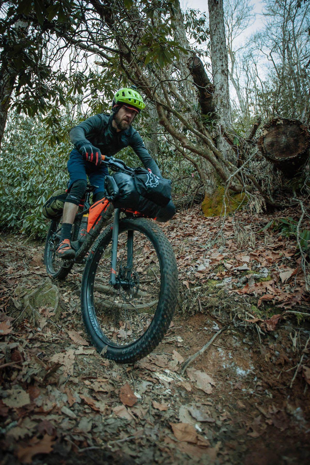 Trek 1120 Review Bikepacking Trek Mountain Bike