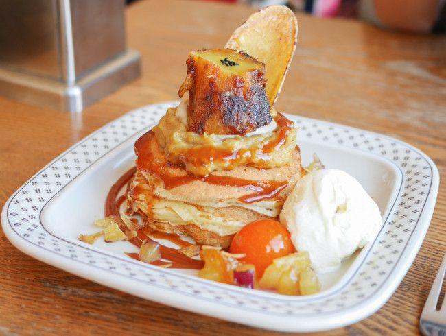 駒沢大学 駒沢公園 Adito アヂト 熟成焼き芋のパンケーキ パンケーキ部 Pancake Club Powered By ライブドアブログ 焼き芋 パンケーキ 熟成
