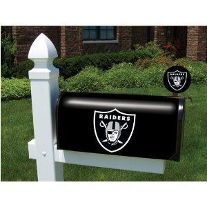 Compare Prices On Oakland Raiders Mailboxes And Other Oakland Raiders Home  And Garden Gear. Save Money On Raiders Mailboxes By Browsing Leading Online  ...