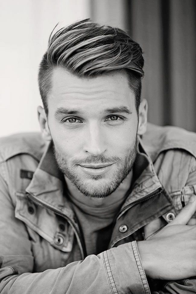 40 Hairstyles For Thick Hair Mens Pinterest Undercut Haircut