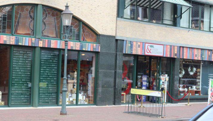 Veghel - Bek Boeken & Bijzonder in de Hoogstraat