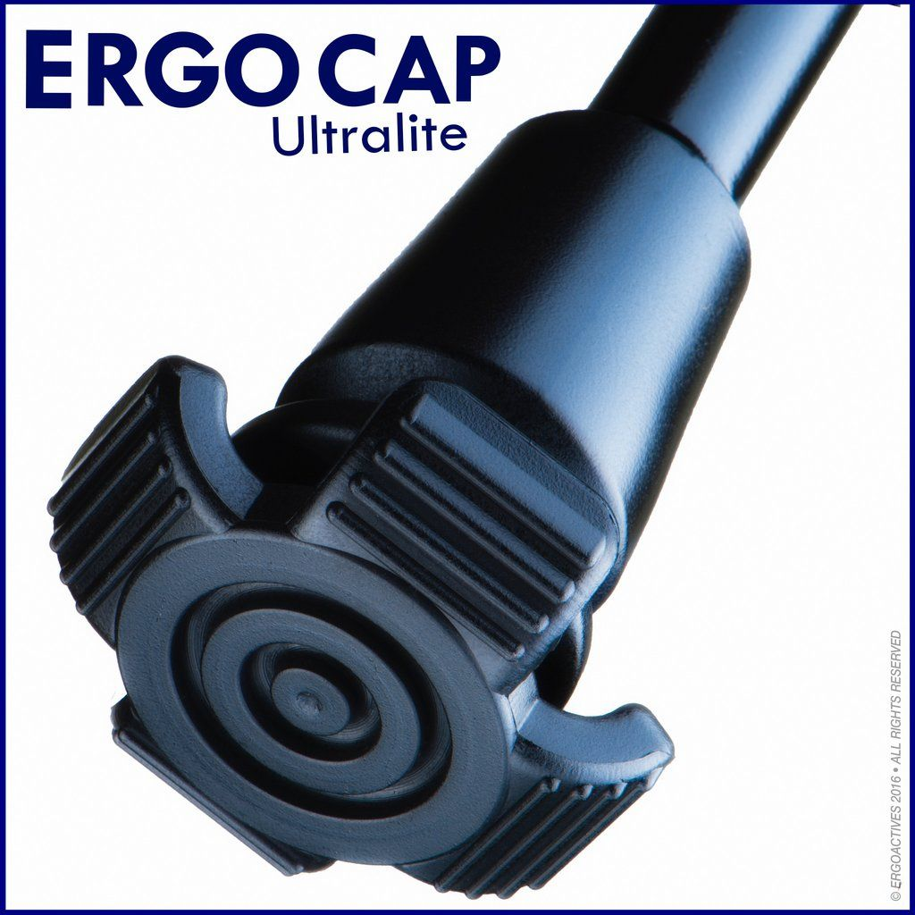 Crutch tip image from downup ergocap cane tips