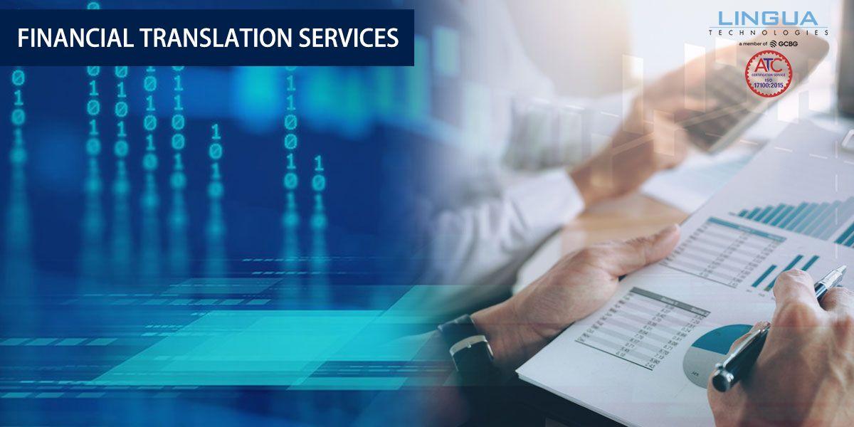 Financial Translation Services In Singapore Financial Language Partner Translation Technology