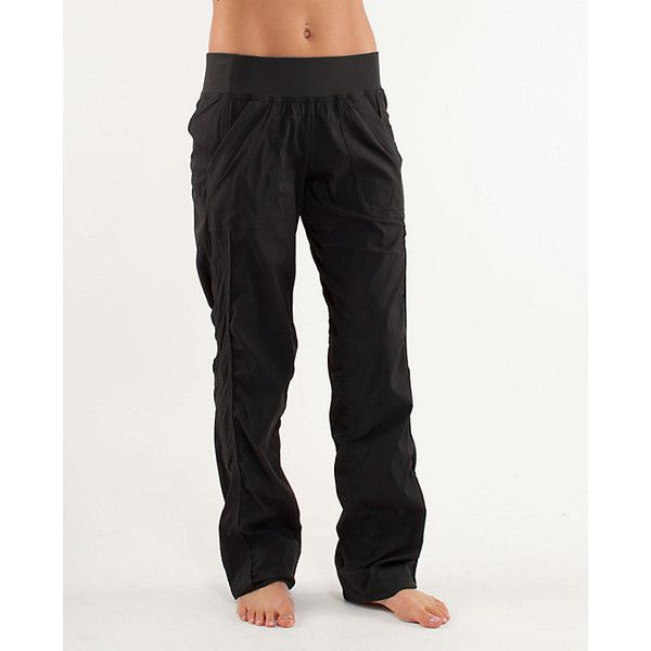 quick step pant | lululemon athletica ($98) found on Polyvore
