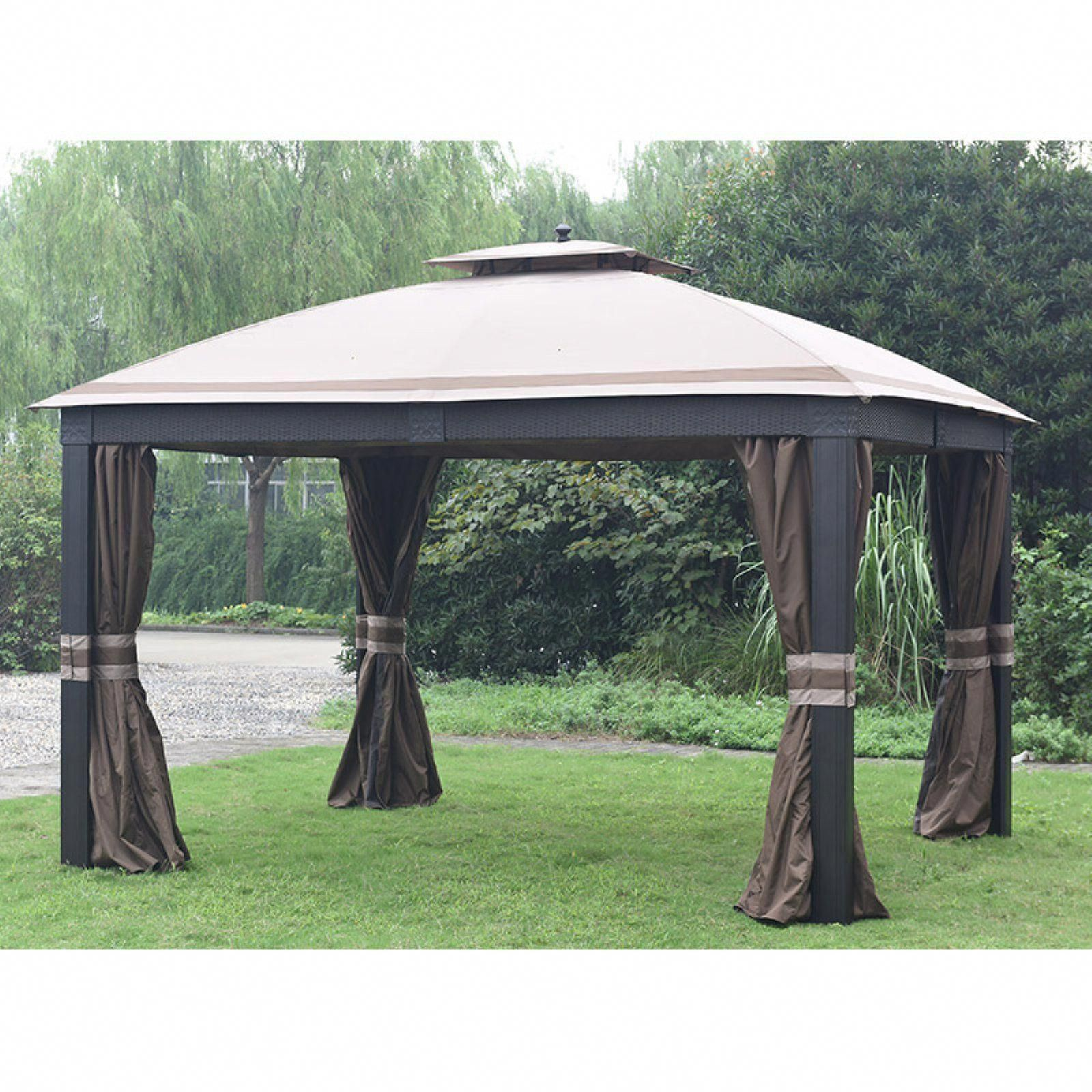 Pin By Beverley Phyfer On Home In 2020 Gazebo Replacement Canopy