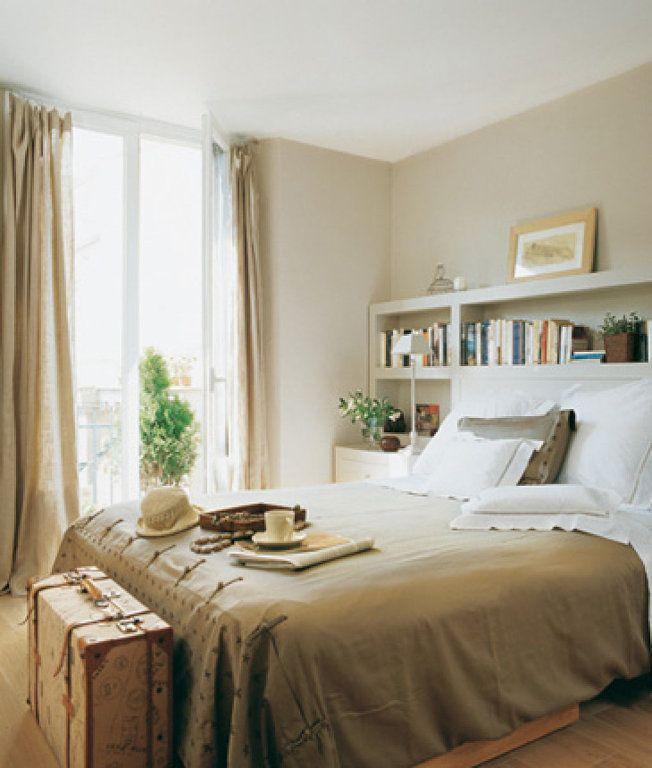 Los mejores dormitorios de la revista el mueble buscar - Cuadros para una habitacion ...