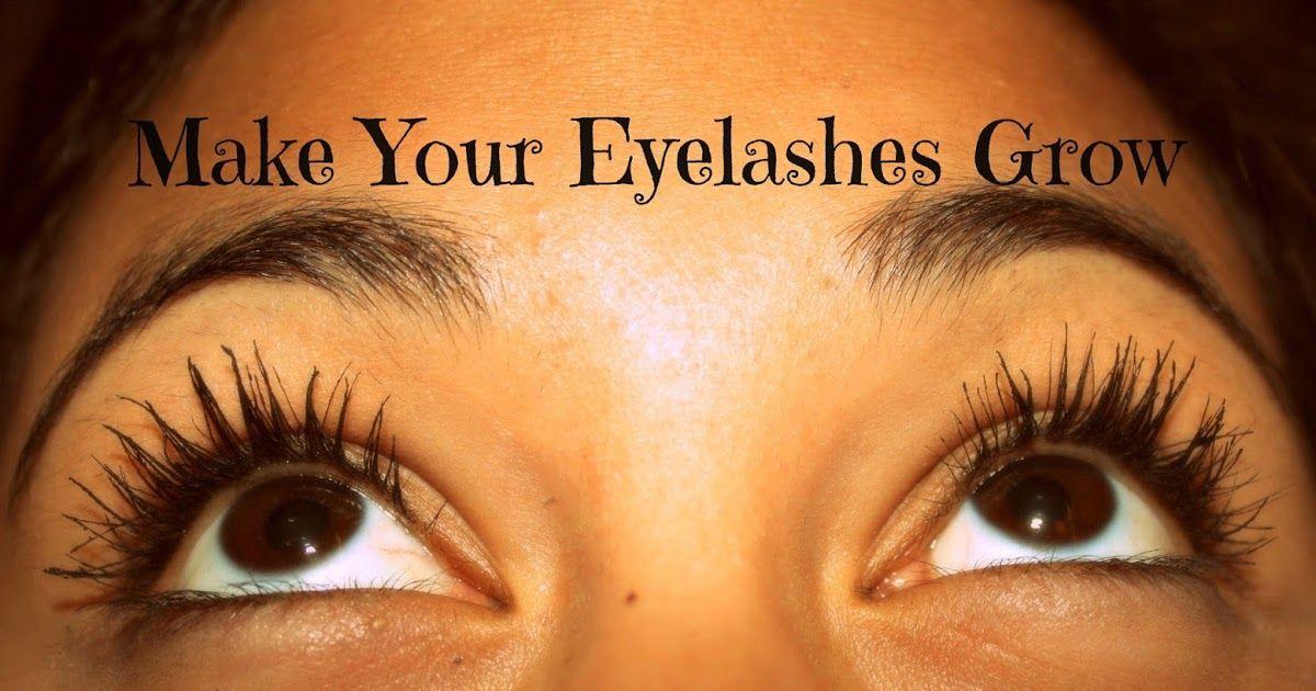 Make Your Eyelashes Grow Even Longer ~ NutButterLuver ...