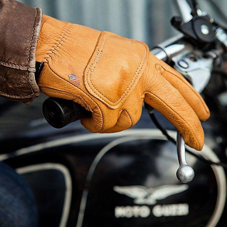 Lee Gloves Parks Motorcycle
