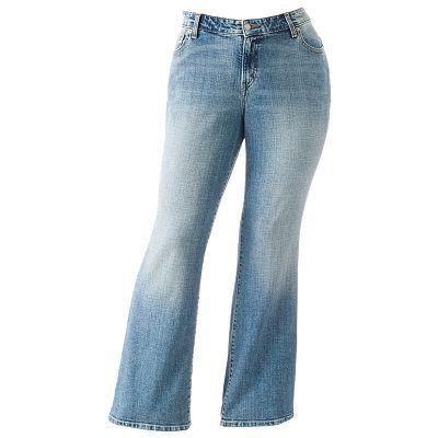 Levi's® 580™ Bootcut Defined Waist Jeans