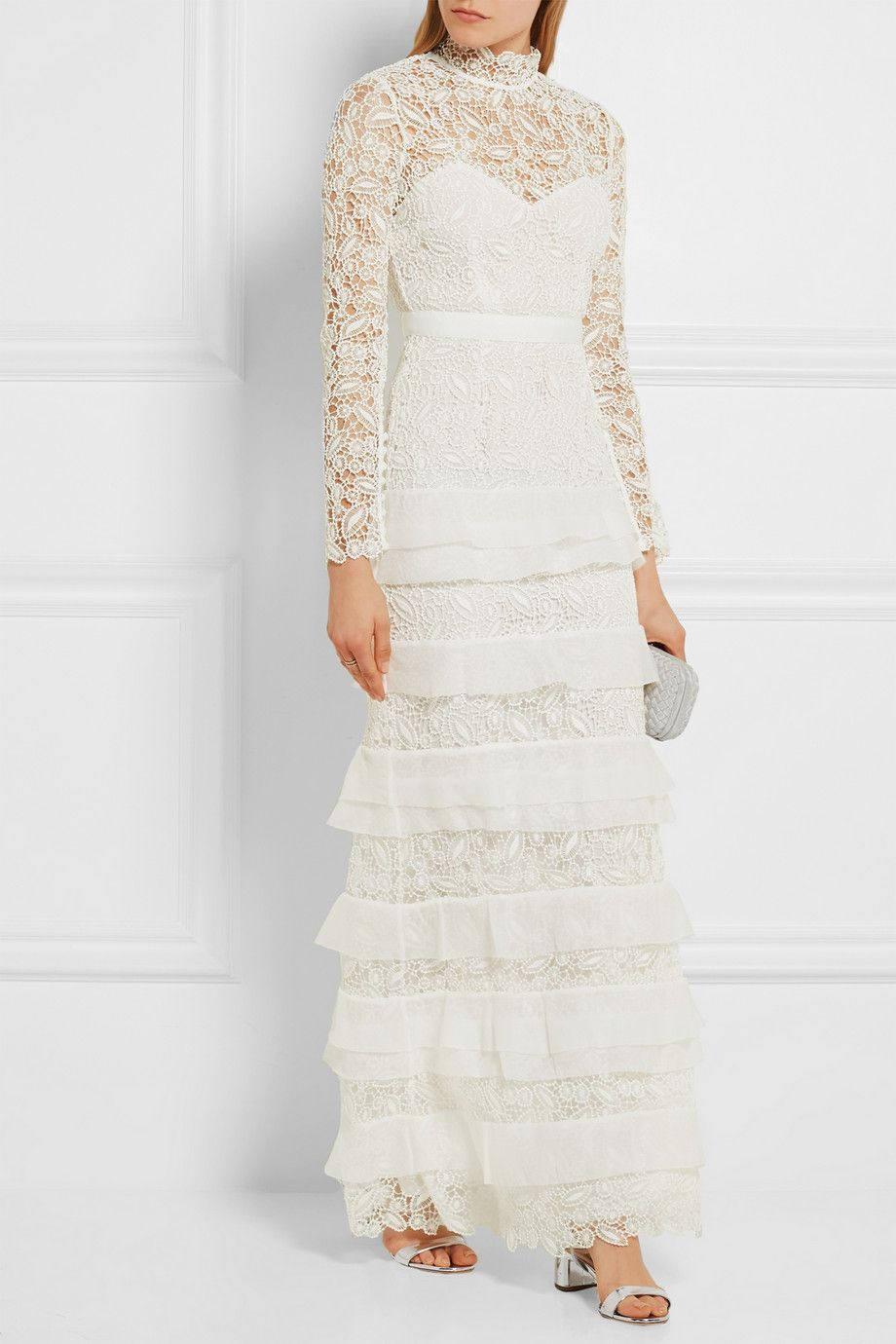 This fashiongirl favorite now makes amazing wedding dresses