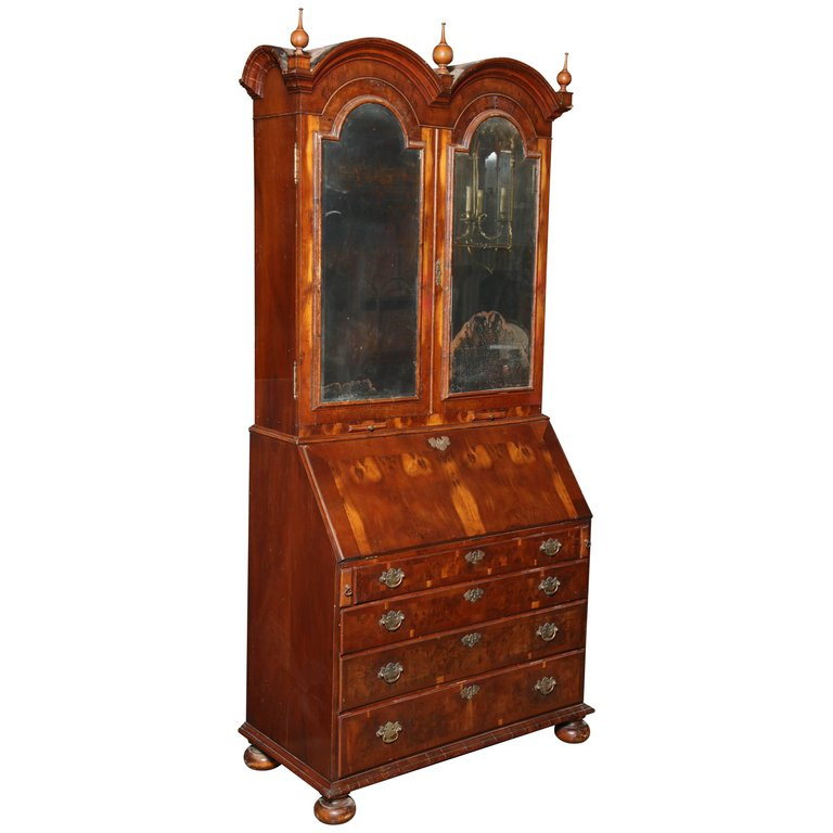 Queen Anne Desks 27 For Sale At 1stdibs >> Queen Anne Secretary Desk Products In 2019 Secretary