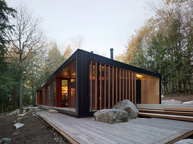 Architecture porn clear lake house home landscapes architecture pinterest haus moderne for Billiges gartenhaus