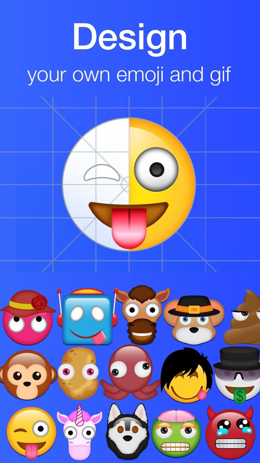 Mojishop Emoji Maker Emoji Design Maker