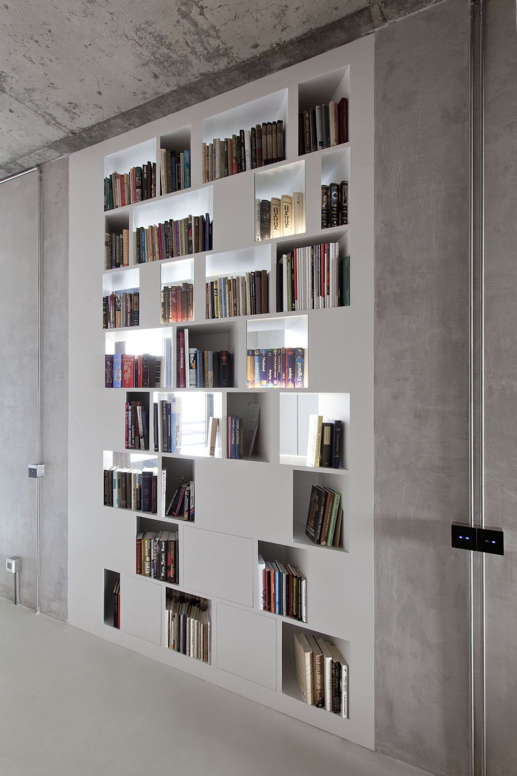 gallery of apartment in moscow m17 3 cabinet interior rh pinterest com