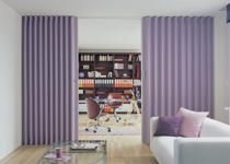 cloison mobile pliante type accord on tissu cloisons murs mobiles pinterest cloison. Black Bedroom Furniture Sets. Home Design Ideas