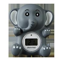 Badetermometer Digitalt