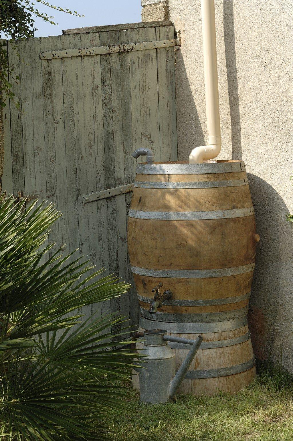 La r cup ration d eau de pluie est une bonne id e - Fabriquer un chauffe eau piscine bois ...