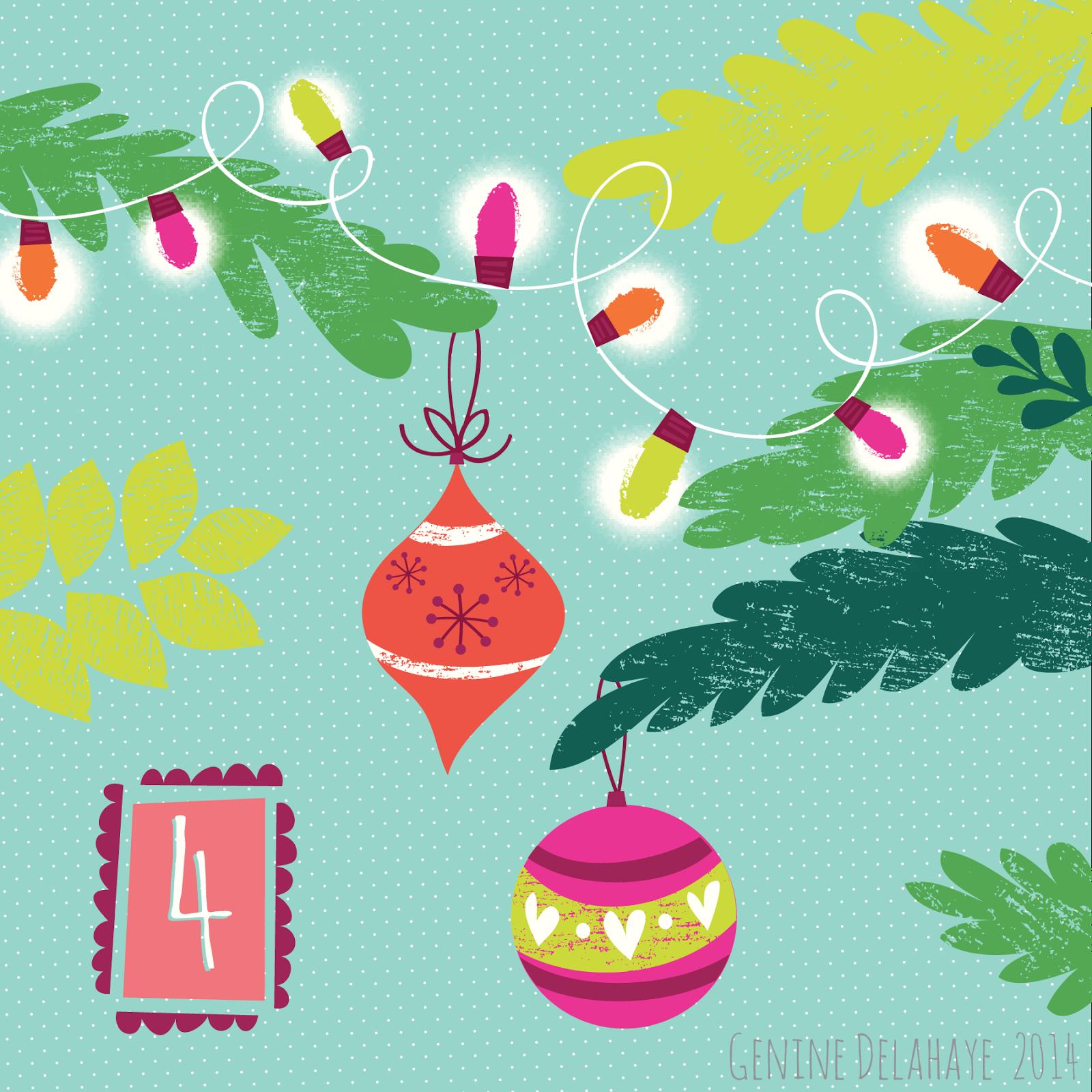d3673ef8226a Genine Delahaye childrenswear designer blog Christmas Calendar