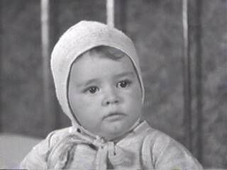 This was Spanky from The Little Rascals ... played by ...