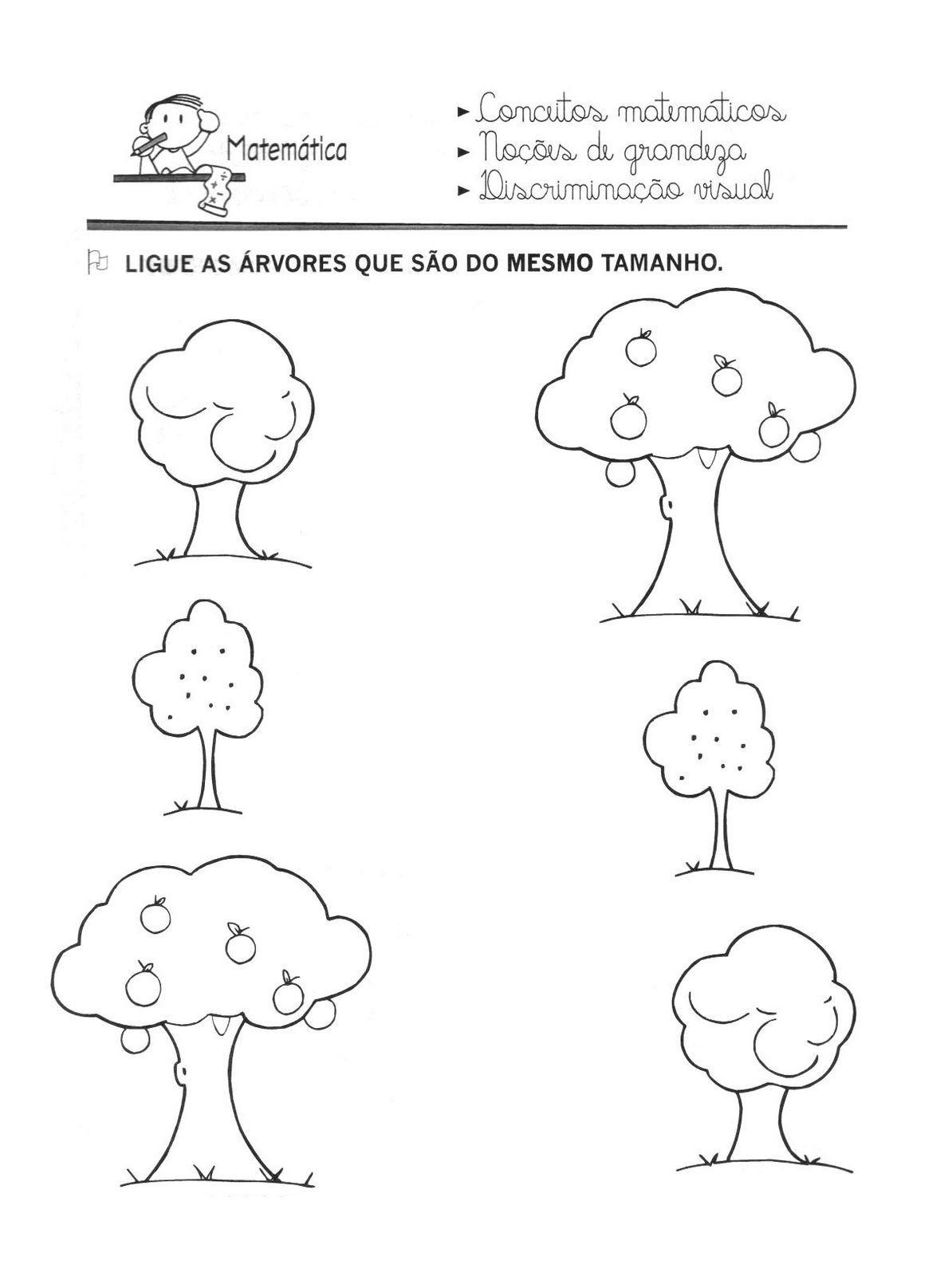 Pin De Creche Et Jardin D Enfants Farha Em Arbre Atividade