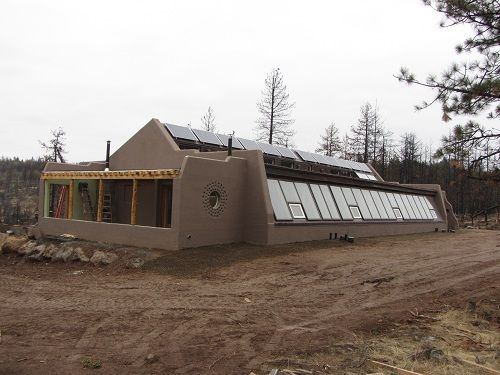Passive Solar Home Built In Washington State By Joel Chalupny Off