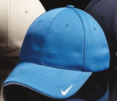 e7f138aa4ff Nike Golf Dri-Fit Mesh Swoosh Flex Sandwich Cap