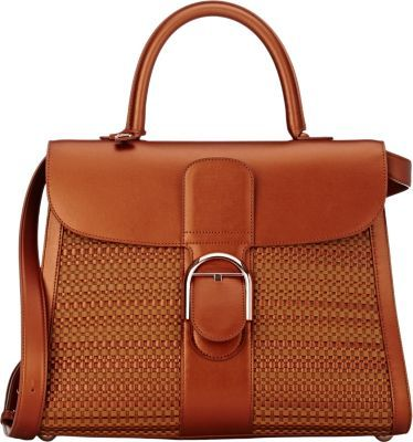 Delvaux Brillant GM Sellier Satchel at Barneys New York
