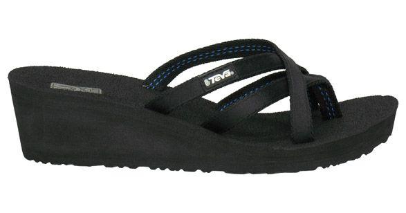 Womens Mush Mandalyn Wedge Ola 2 By Teva Footwear  www.backpackerqualitygear.com