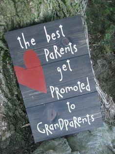 10x17 wood vinyl sign saying by MessagesAndMore on Etsy, $25.00