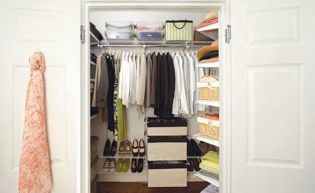 Step By Step Closet Organization How To Organize Your Closet Closet System Closet Organizing Systems