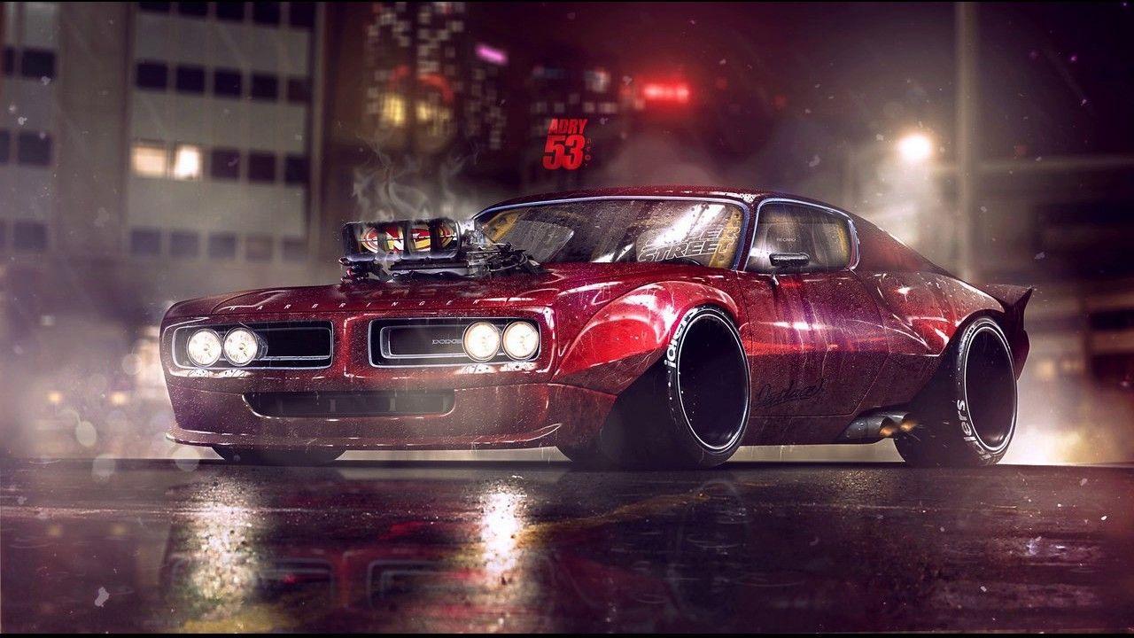 Titan Slayer Destroyer Epic Hybrid Trailer Pontiac Gto Custom Muscle Cars Muscle Cars