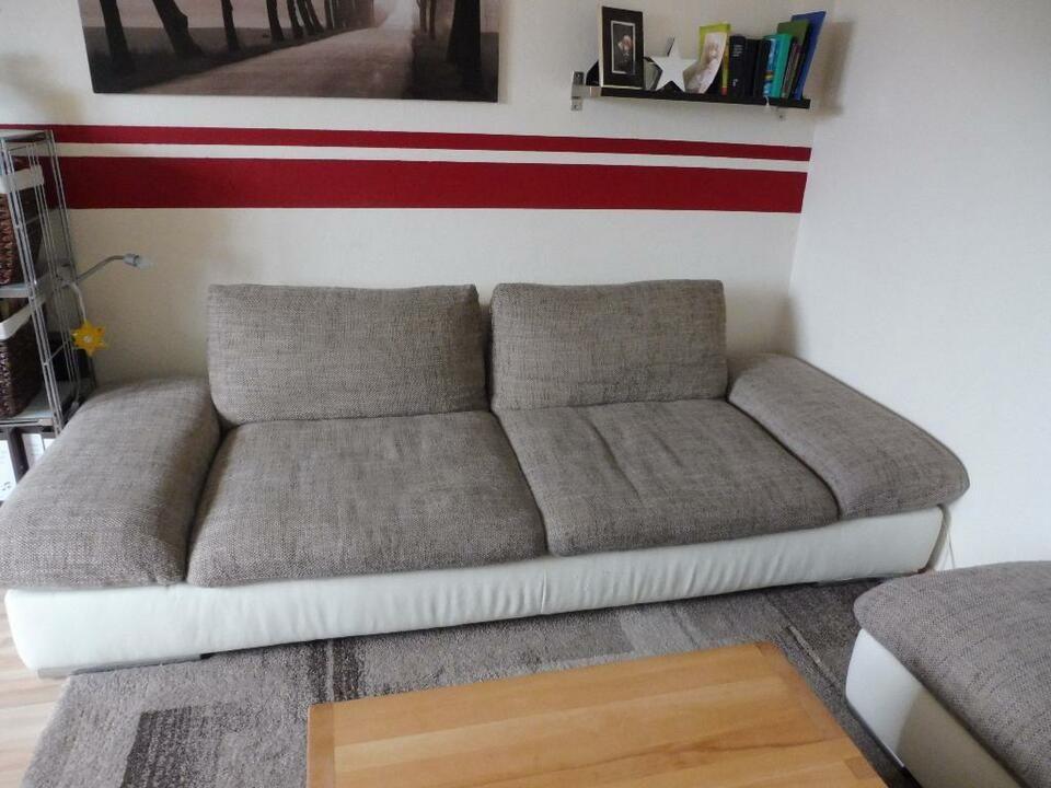 Schones Sofa Mit Hocker Zu Verschenken In Nurnberg Nordstadt