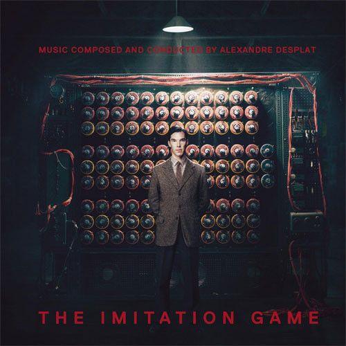 Alexandre Desplat The Imitation Game Soundtrack Numbered