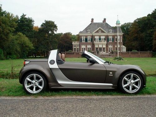 Smart Roadster Smart Roadster Smart Car Unique Cars
