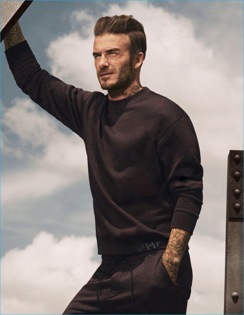 2019 year lifestyle- Beckham david hair handm