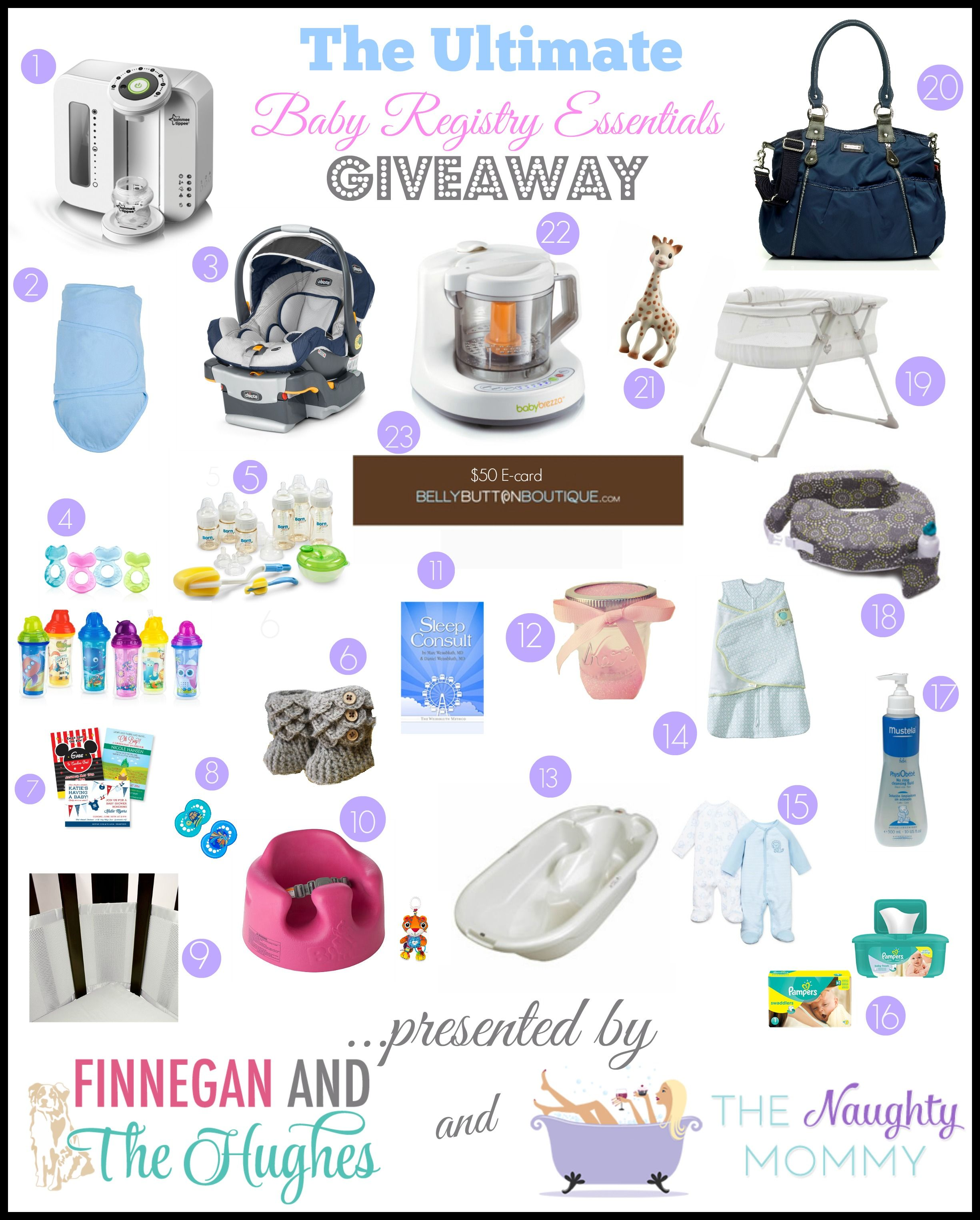 Free giveaways for babies