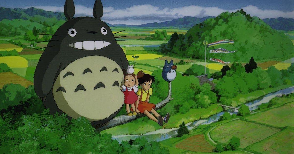 Studio Ghibli Calendar 1997 Studio ghibli characters
