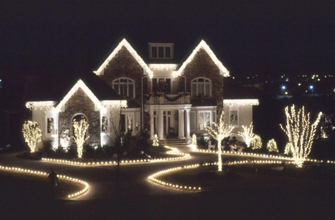 Christmas Lighting Display Ideas