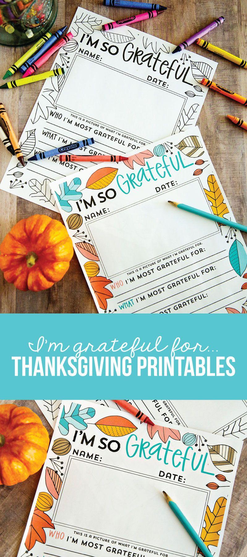 Ium so grateful thanksgiving coloring pages grateful