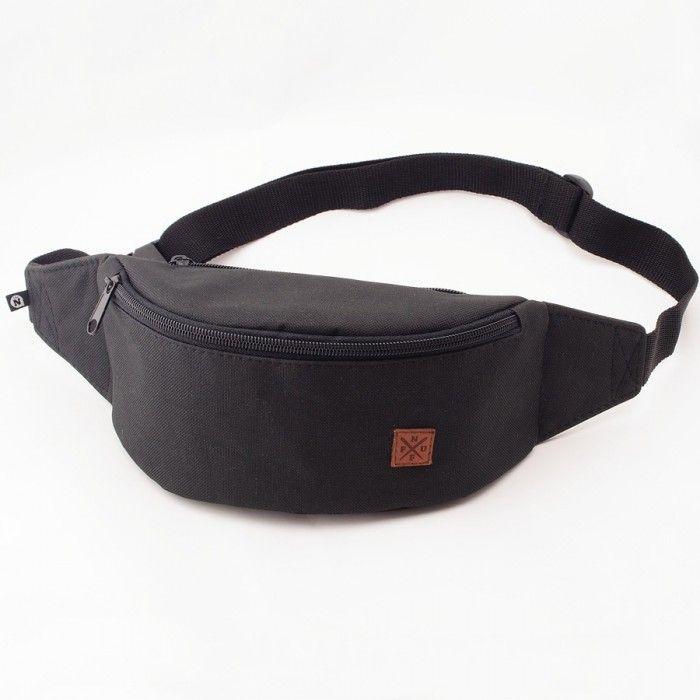7a05b40fa6836 Nerka  saszetka męska Nuff wear Classic – czarna http   www.jagodowykot