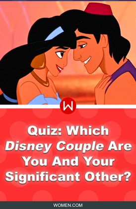 Which couple are you quiz
