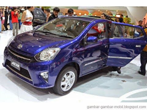 Gambar Mobil Agya Gambar Gambar Mobil Toyota Mobil Daihatsu