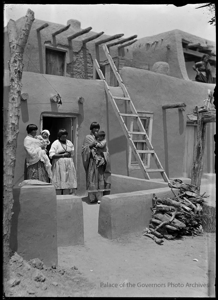 san juan pueblo women San juan 1930 pottery revival pottery making at the san juan pueblo regina organized a group of women abandoned ancestral village of san juan.