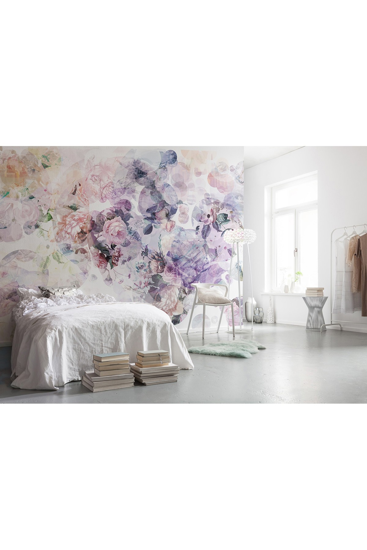 Brewster Home Fashions Wall Murals Images home design wall stickers