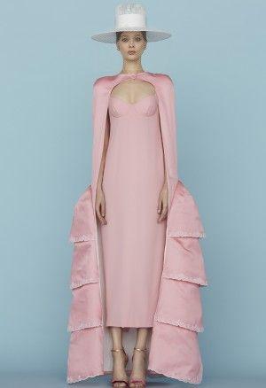 Ulyana Sergeenko, haute couture P-E 15 - L'officiel de la mode