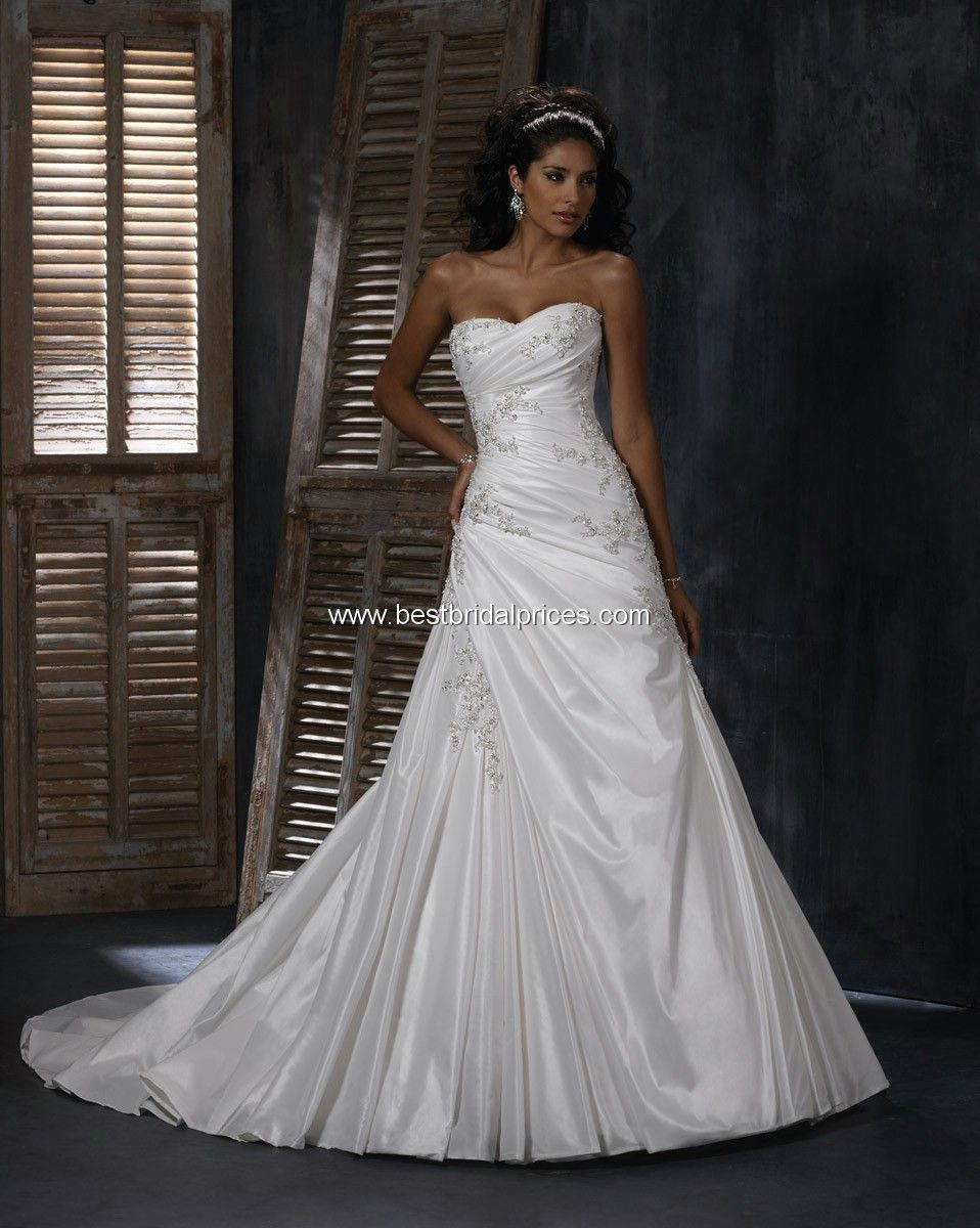Maggie Sottero Wedding Dresses   Maggie sottero, Wedding dress and ...