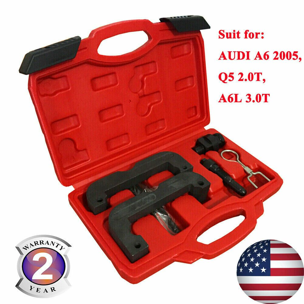 Engine Timing Camshaft Locking Tool Kit For AUDI VW T40070 T40058 T40069 T40071