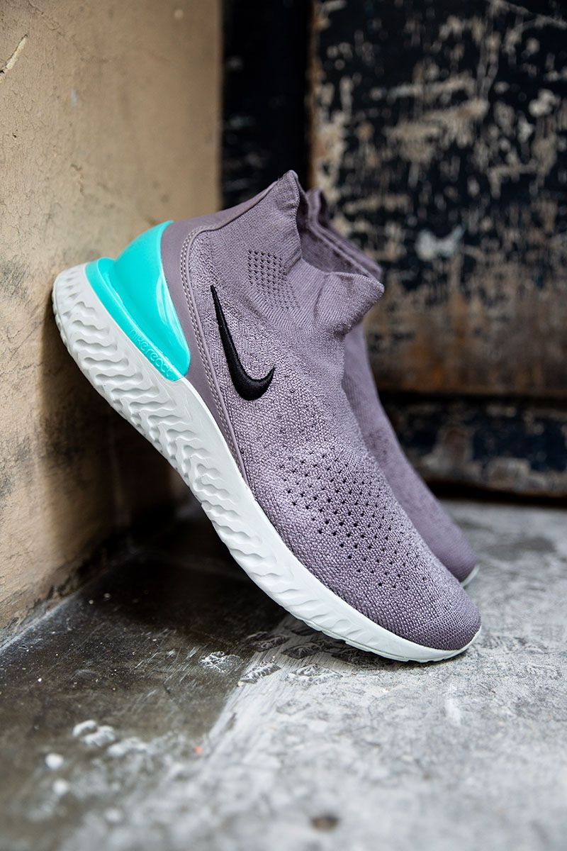 Nike React Rise Flyknit   Chaussure homme mode, Chaussures de ...